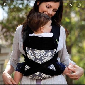 Inflation baby sash wrap and tie carrier 8-36lbs